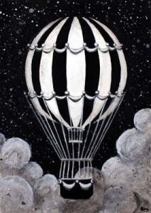 night ballon